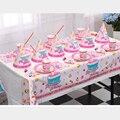 Мой 1-ый день рождения тема мальчик девочка день рождения праздничные атрибуты 10 человек украшение партии посуда бумажные тарелки, чашки