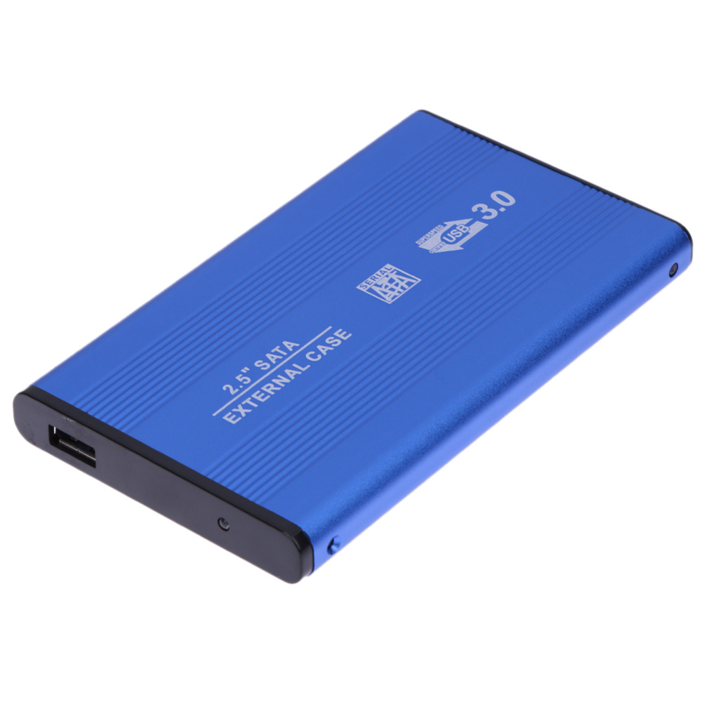 USB 3.0 SATA 2.5 HDD Case USB 2.0 HDD 1TB External Hard Disk Drive HDD Enclosure Case Box Aluminum SATA Hard Drive Enclosure трафарет schreiber комос пластиковый s 2635