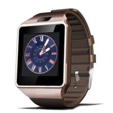 DZ09 Relógio Inteligente SIM Apoio TF Cartão Do Bluetooth Relógio De Pulso Do Esporte Da Aptidão Pedômetro Rastreador para Android