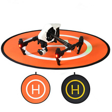 110CM Phantom 4 Drone Quadcopter Helicopter Fast-fold landing pad helipad Drone pad for DJI Phantom 4 3 2 1 inspire 1 protective