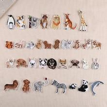1 шт., наклейки для одежды, декоративные наклейки для одежды, аппликация для вышивки, 47224