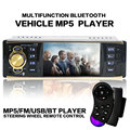 4019B 12 V 4.1 Polegada HD 1080 P Bluetooth Estéreo MP3/MP4 Rádio FM MP5 Player De Vídeo Suporte AUX entrada