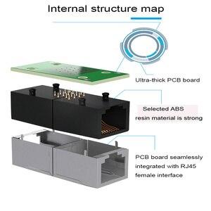 Image 4 - Mạng Kết Nối Adapter Cable extende 8P8C RJ45 Lan Cáp Coupler Extender RJ45 Mở Rộng Chuyển Đổi Nữ để Nữ Cat7/6 /5e