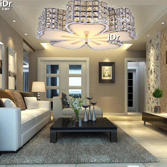 Führte modernen minimalistischen wohnzimmer lampe schlafzimmer lampe ...