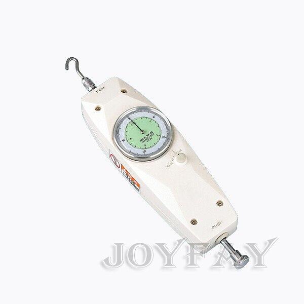 Dial Mechanical Push Pull Gauge Force Gauge Meter Tester NK-50 50 N / 5 kg  цены