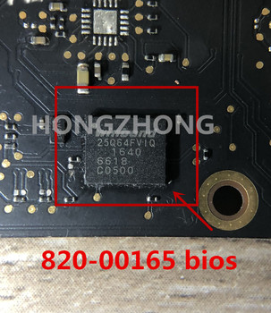 New BIOS chip Firmware EFI Chip for A1466 820-00165-A 2015 MX25L6473EZNI 10G programmed