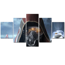 Destiny Shooting Game Character Titan Hunter and Warlock Art Print Canvas Poster Image Wall Child Bedroom Decorative Painting 5