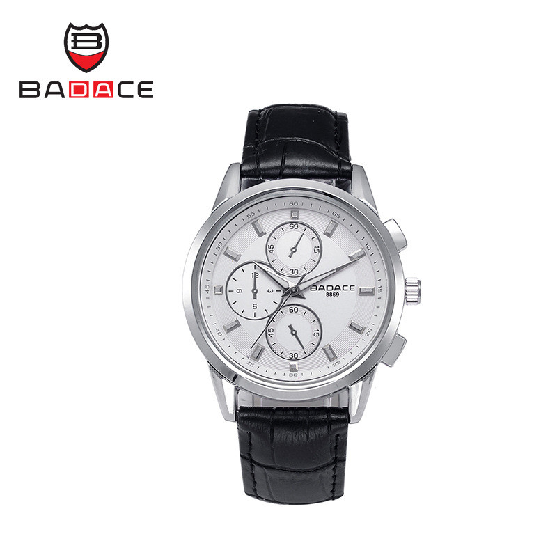 BADACE Business Swiss Men Watch Fashion Waterproof Hours 30M Sport Clock Quartz-Watches Leather Band Mens Wristwatches 8869 8  BADACE Business Swiss Men Watch Fashion Waterproof Hours 30M Sport Clock Quartz-Watches Leather Band Mens Wristwatches 8869 HTB1lR8KLpXXXXXzaXXXq6xXFXXXM