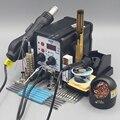 8586 700 Вт ESD паяльная станция СВЕТОДИОДНЫЙ Цифровой паяльник паяльная станция BGA паяльная станция горячий воздушный пистолет сварщик
