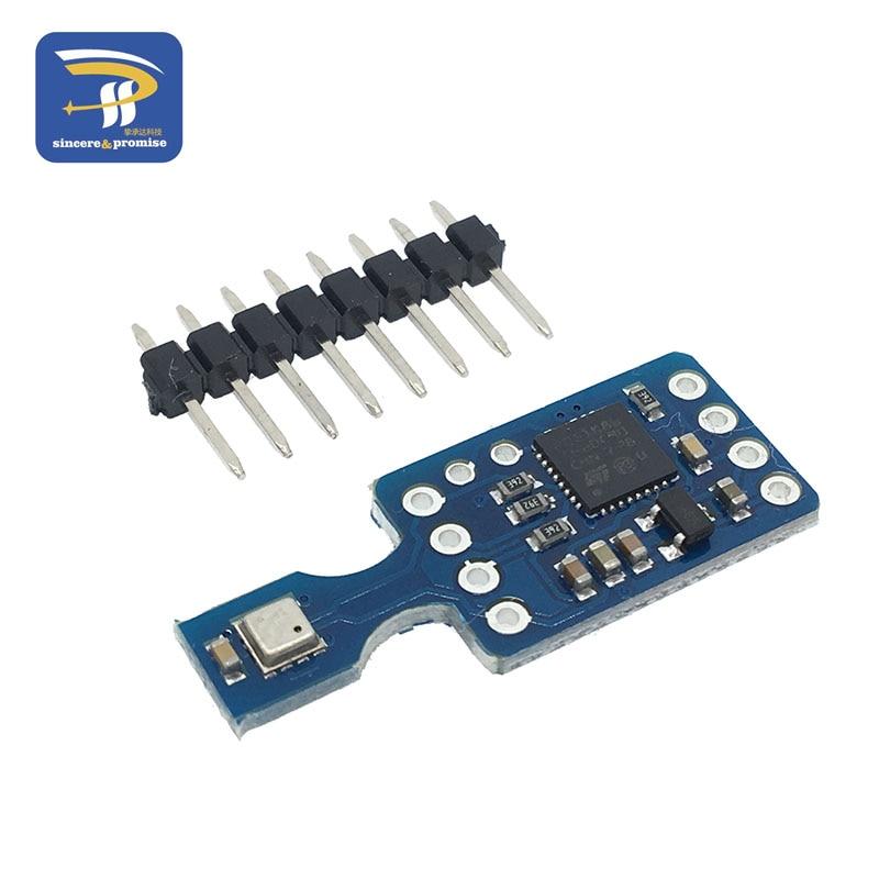 Image 5 - GY MCU680V1 BME680 температура и влажность давление воздуха в помещении качество воздуха IQ MCU680 модуль датчика-in Интегральные схемы from Электронные компоненты и принадлежности on AliExpress