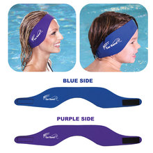 Free Shipping Hot Sale Macks Brand Summer Swim Waterproof Kids/Woman Swimming Earband Headband Safety Sports Pool Accessories