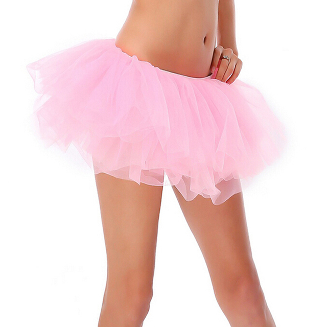 Not teen mini skirt pink once and