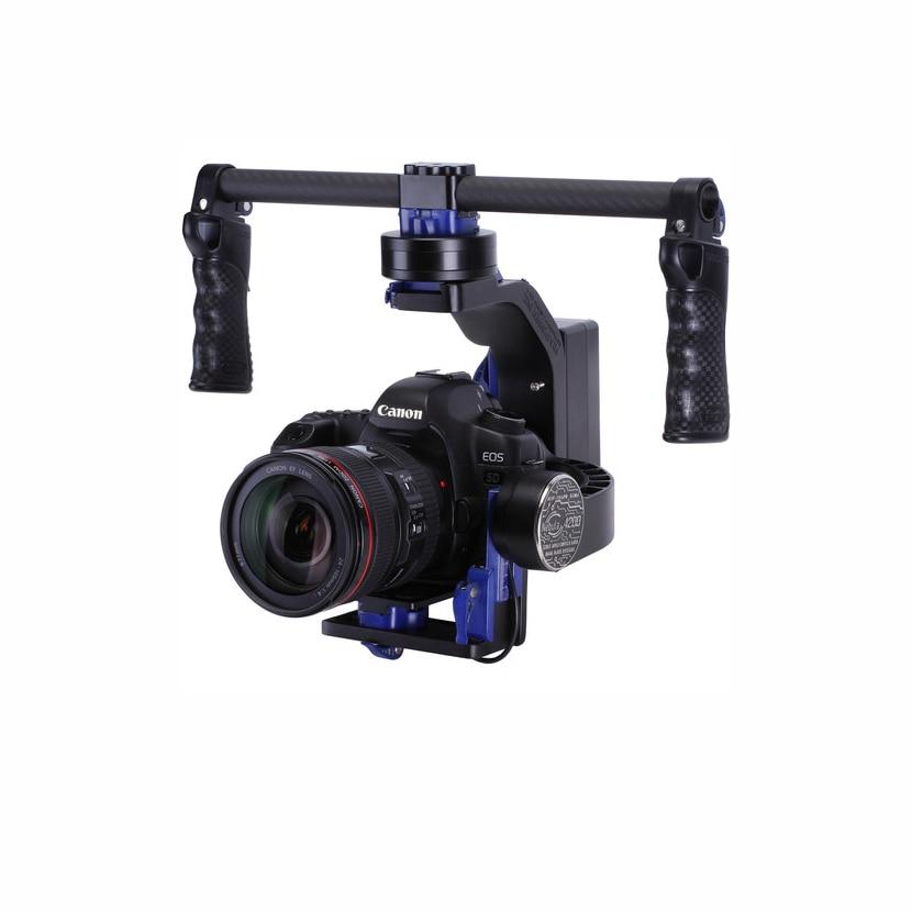 Туманность 4200 lite pro Цифровой камеры Ручной 3-Axis Гироскоп Стабилизатор 3.5 фунтов медведь steadicam dslr 3 оси gimbal так же, как ронин