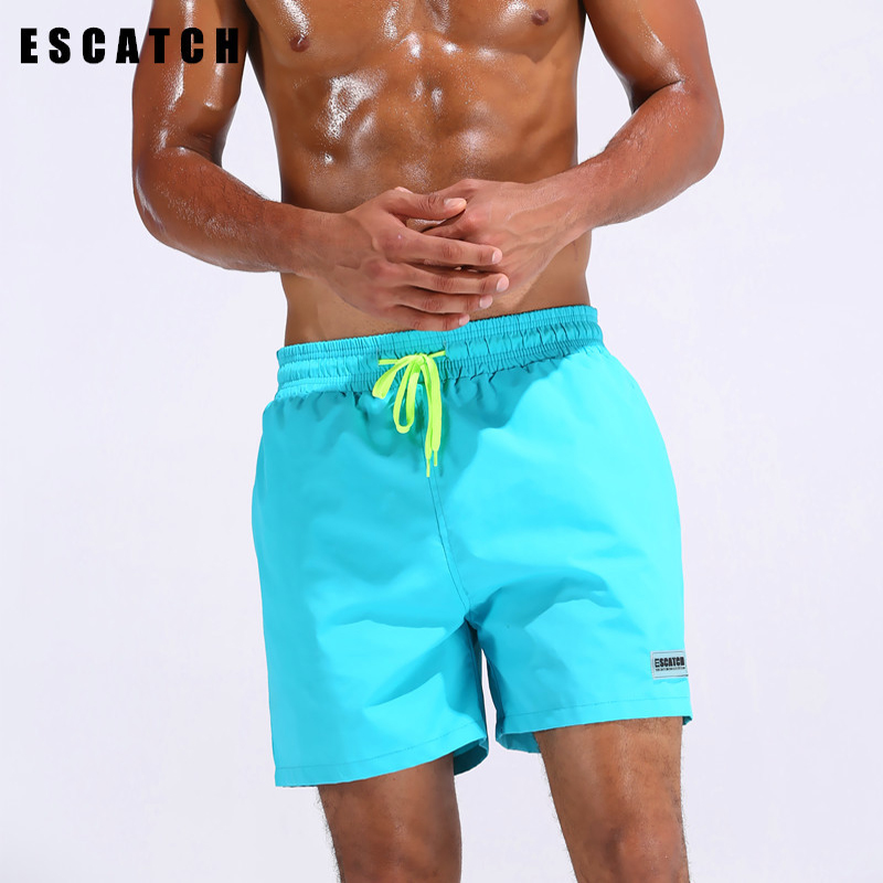4a34ce3247 brand 7 color quick dry swimwear men boxer men Swimsuit Swimming Trunks Man  Swim Wear Shorts bathing suit maillot de bain 449-in Body Suits from Sports  ...
