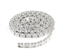 Engines 2.4Meter 130 Links Speed 9.525mm Pitch Metal Plastic Roller Chain Transmission