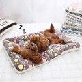 Одеяло для питомцев  коврик для спальной кровати для маленьких средних собак  кошек  собак  кровать  мягкий фланелевый флисовый теплый коври...