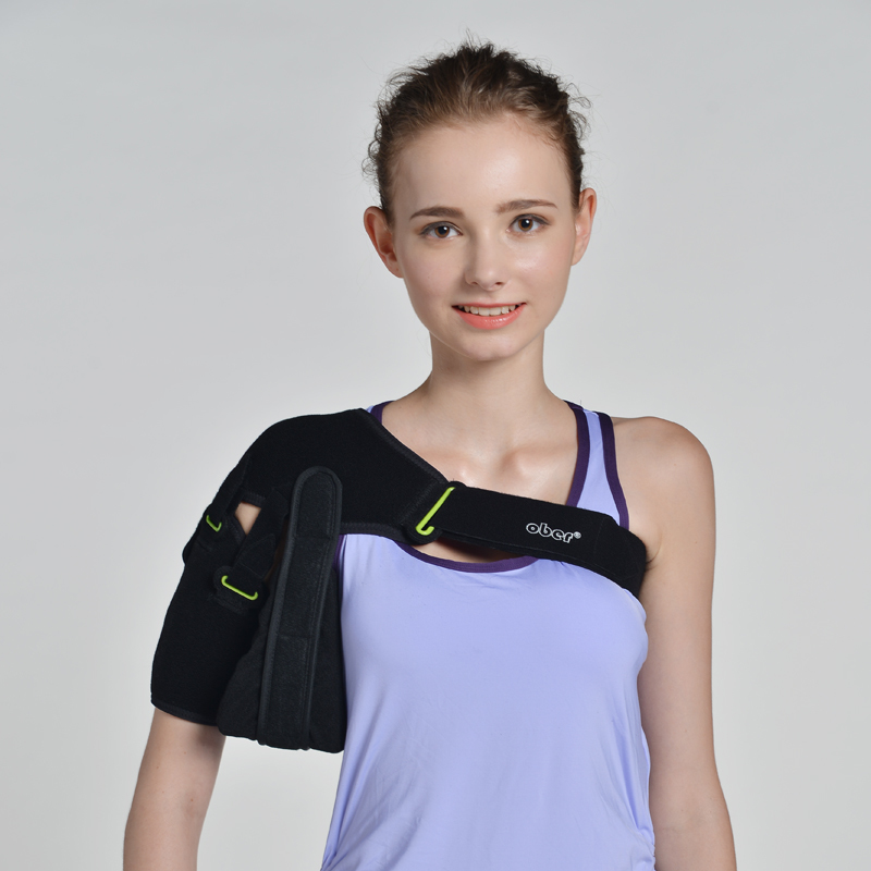 Retaining dislocated straps pad fixed shoulder subluxation brace stroke hemiplegia rehabilitation equipment upper lower limbs physiotherapy rehabilitation exercise therapy bike for serious hemiplegia apoplexy stroke patient lying in bed