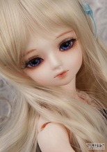 Bjd / sd luts 13s pdf elf hodoo 1/4 doll dollshe resin doll kit jiont Free shipping