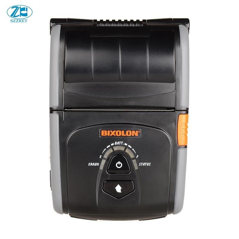 Imprimante thermique portative de Bluetooth de Version d'android Bluetooth d'imprimante de Note/étiquette de SPP-R300 80 MM