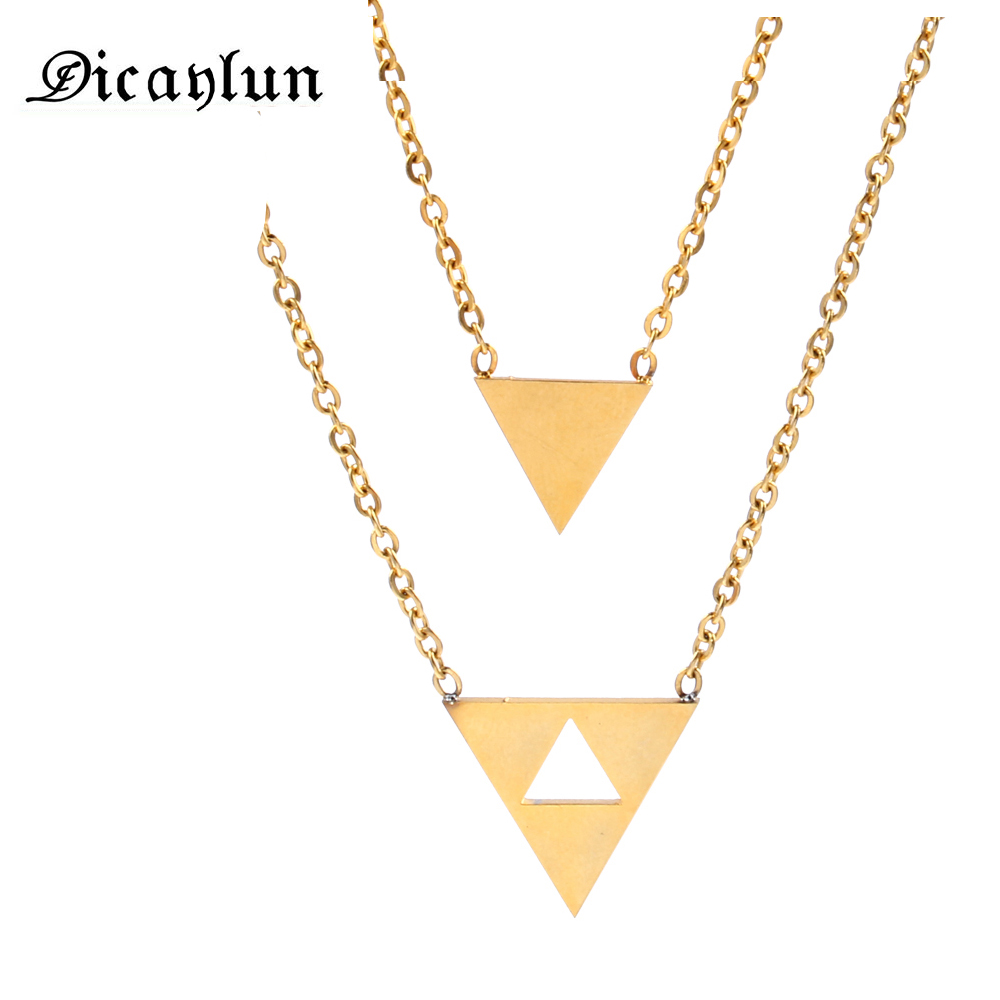 DICAYLUN jewelry accessories wholesale necklaces pendants women jewellery making gold chain collares colar pingente sieraden