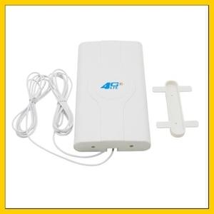 Image 2 - Kapalı yüksek kazanç 88dbi 4G LTE MIMO anten 2m kablo ile çift konnektör SMA için huawei ZTe 3g 4g yönlendirici