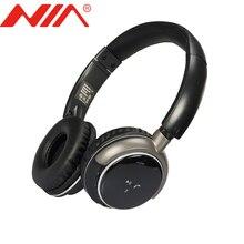 CSR V4.0 Originale NIA Q7 Stereo Bluetooth Cuffia Senza Fili Sport  Pieghevoli Cuffie Auricolare 96272749f6dc