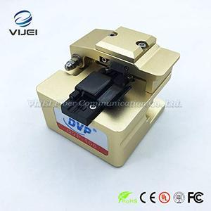 Image 3 - Alta precisão DVP 106 fibra óptica cleaver dvp106 fibra óptica cleaver para soldagem máquina splicer fusão