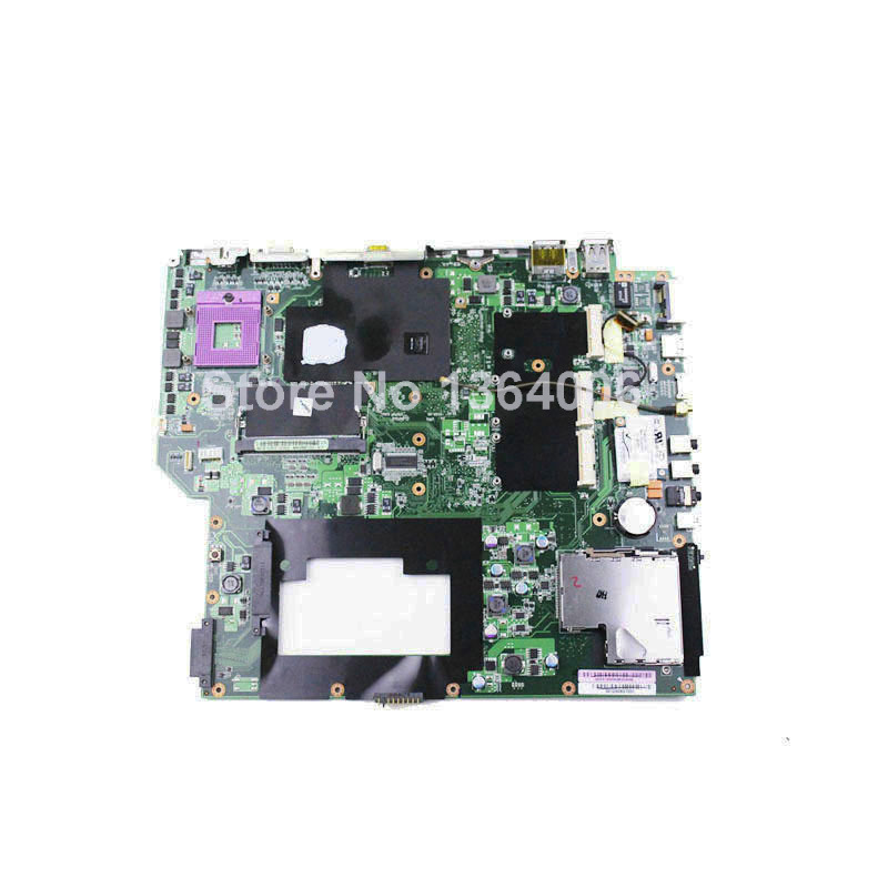 A7SV motherboard for A7Sv-A1 laptop for Asus Notebook Non-integrated mainboards tested well free shipping