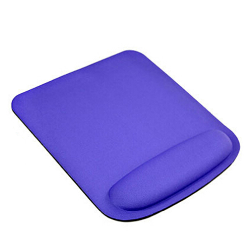 Computer Mouse Pad With Wrist Rest Gaming Mouse Pad For Laptop With Wrist Support Gaming Mice Mat With Pillow Support