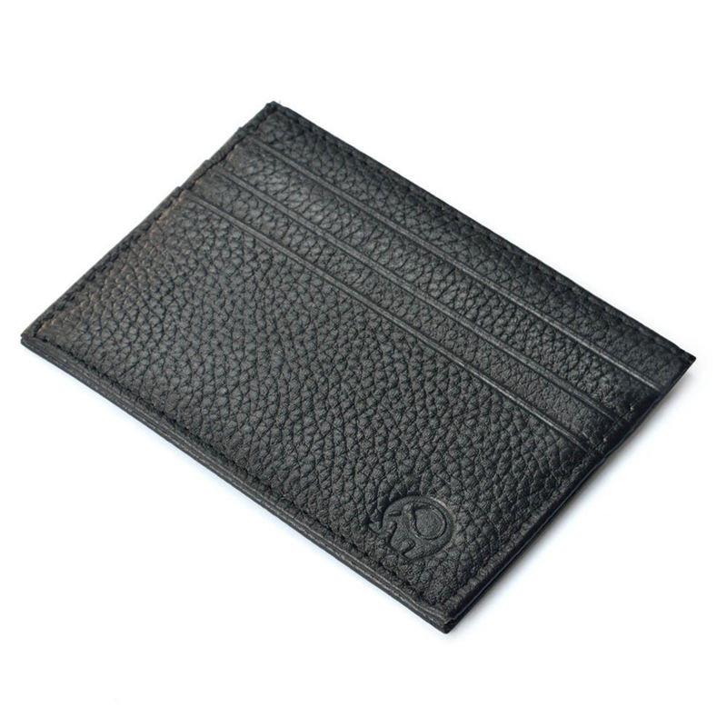 2018 Slim Credit Card Holder Mini Wallet ID Case Purse Bag Pouch Fashion Artificial Leather