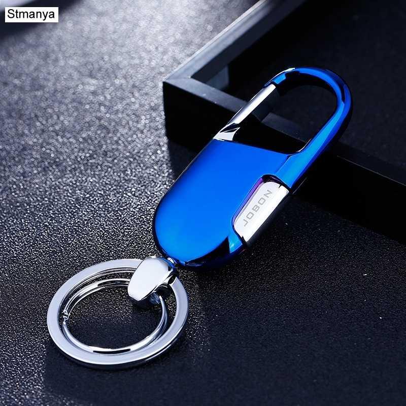 Thương Hiệu hàng đầu Cao Cấp Hợp Kim Mạ Người Đàn Ông Phụ Nữ Móc Khóa Túi Mặt Dây Chuyền Móc Chìa Khóa Xe KeyRing Chủ Vòng Trang Sức Quà Tặng Keychain k1875