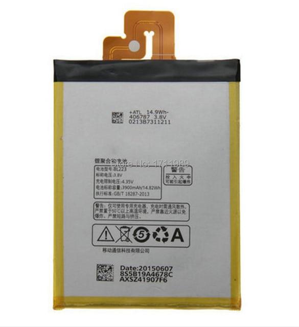 1PCS 3900mAh BL223 Original Lithium Mobile Phone Battery For Lenovo Vibe Z2 Pro K920 Batterij Bateria Shipping + Tracking Code