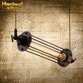 2016 new  Loft Nordic retro pandent lights industrial style restaurant metal punk single head lamp