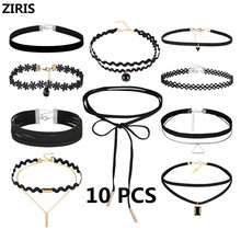 Pcs pack Choker Necklace New Gothic
