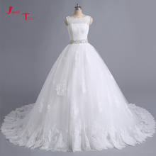 Jark Tozr Custom Made Ball Gown Wedding Dresses With
