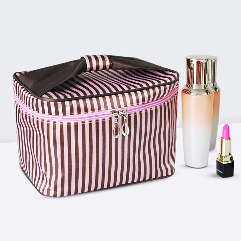Lady Makeup Organizers Cosmetic Box Storage Bags Cleanser Cream Lipstick Sundries Pouch Bathroom Organization Accessories Items