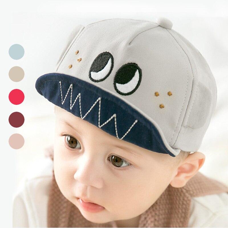 Kids Cap Baseball Cap Boys Girls Baby Sunhat Summer Hat Peaked