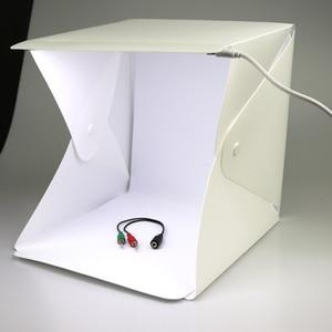 Mini Folding Lightbox Photogra