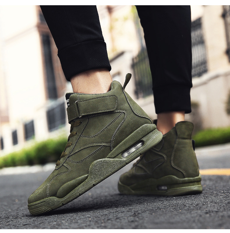 Men Shoes 2018 New Mens Running Shoes  High Top Sneakers Sport Male Athletic Outdoor Jogging Shoes Zapatillas Hombre Deportiva (11)