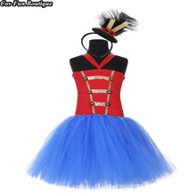 52662971ff77c Nutcracker Toy Soldier Costume Birthday Party Pageant Girl Tutu Dress&Hat  Baby Toddler Girl Winter Christmas New Year Dress