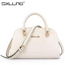 Sxllns Marke Frauen Designer-handtaschen frauen Umhängetaschen Hochwertigen Crossbody-tasche Damenmode Umhängetasche Freies Verschiffen