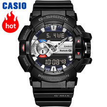Casio watch Music bluetooth multifunctional movement male watch GBA-400-1A GBA-400-1A9 GBA-400-4A цена