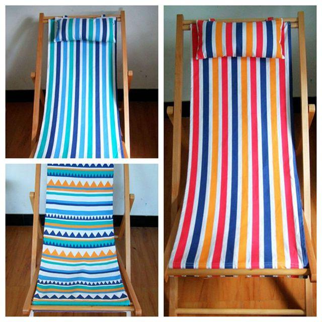 Atacado (1 pc/lote) Natural Cadeira de Madeira Cadeira de Praia Cadeira de Adirondack Pátio Ao Ar Livre Móveis De Madeira Dobrável Terno Para Transportar