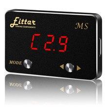 Car Electronic Throttle Controller Multiple Adjust Mode Pedal Commander Booster For HONDA FIT GE6 GE7 2007.10~2013.8