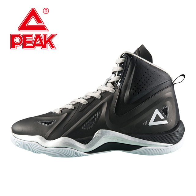 PEAK SPORT Challenger 2.2 Men Basketball Shoes Breathable Competitions Sports Sneakers FOOTHOLD Tech Athletic Ankle Boots