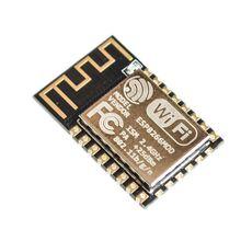 10 pçs/lote ESP8266 remoto módulo de Porta serial sem fio WI FI através de paredes Wang esp 12F