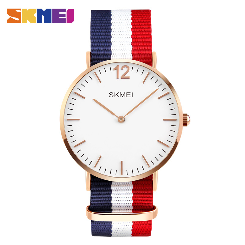 SKMEI Lovers' Quartz Watches Luxury Men Women Fashion Casual Watch 30M Waterproof Simple Ultra-thin Design Wristwatches 1181  skmei lovers quartz watches luxury men women fashion casual watch 30m waterproof simple ultra thin design wristwatches 1181