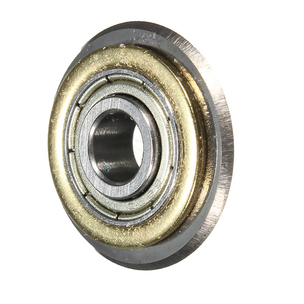 1x Ball Bearing Cutting Wheel Tile Cutter Replacement Spare Blade 22x6x6mm Shafts Anium Coated Rotary