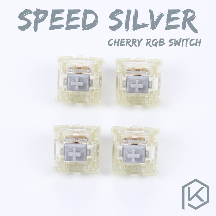 Cherry Speed Silver Rgb Switch 3pin Smd Switches For Custom Mechnical Keyboard For Cosair K70 Strafe