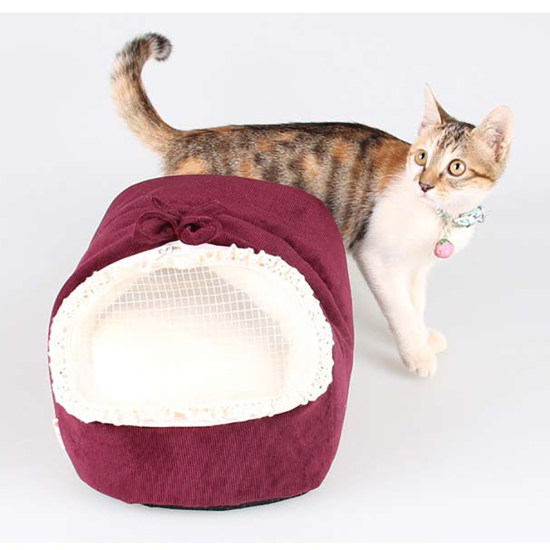 Venxuis Winter Toplo mehko otroško posteljico Majhno mleko Pet Cat - Izdelki za hišne ljubljenčke
